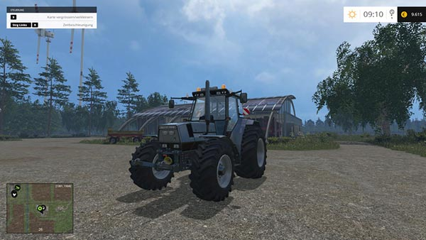 Deutz AgroStar Little Black Beast