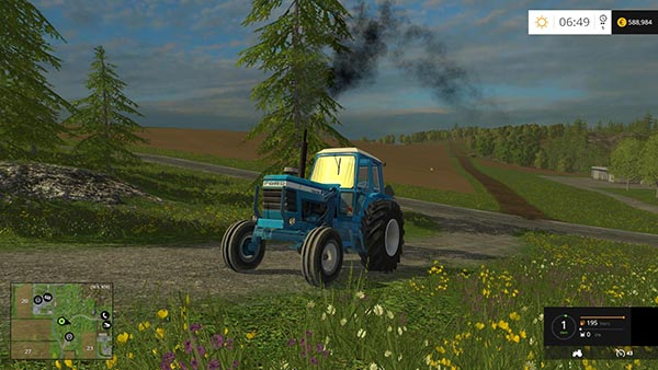 FORD TW 10 FIXED