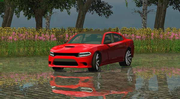 Dodge Carger Hellcat 2015