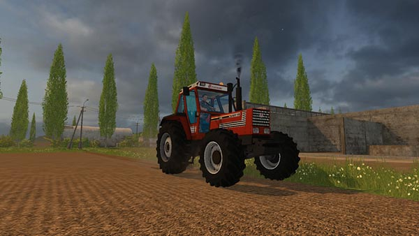 Fiatagri 160-90 v 1.0 beta