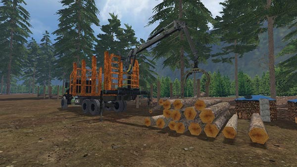 Logging Pack