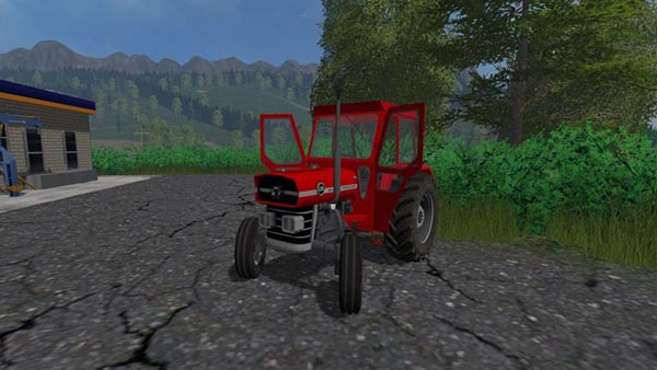 MF 135 TRACTOR PACK