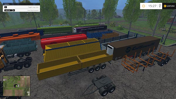 Truck And Trailer Pack