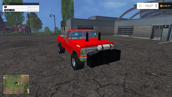 Ford highboypuller