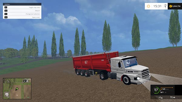 Scania T 113H