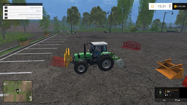 Silage Equipment v1.1