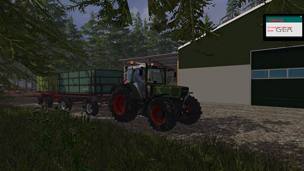 Fendt Favorit 515C Washable