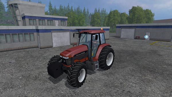 Fiat G240 und New Holland 8970