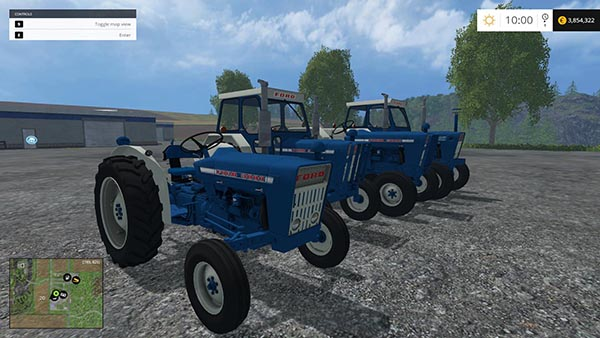 Ford forces V1.0
