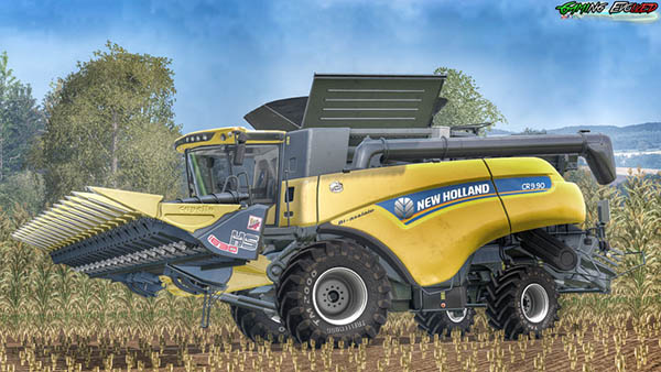 New Holland CR9.90 40 Years Edition
