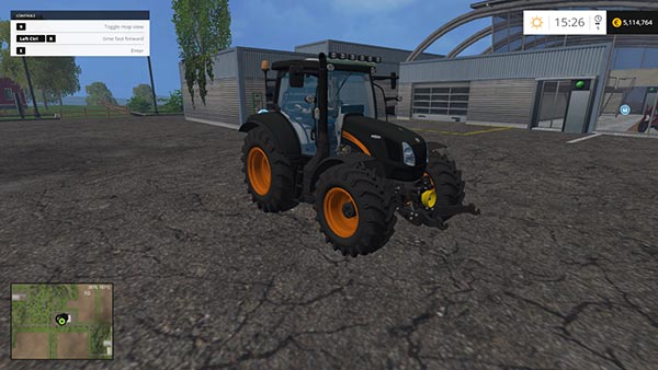 New Holland T6160 GOEDITION