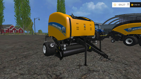 balers New Holland