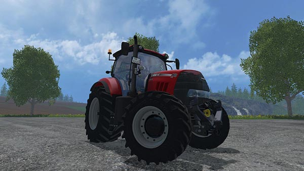 Case IH Puma 165cvx FL-pack new version
