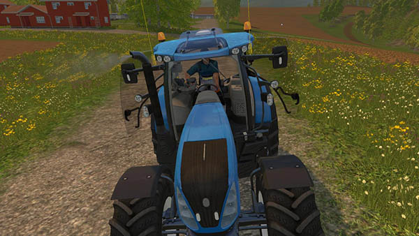 New Holland T7.240 v1