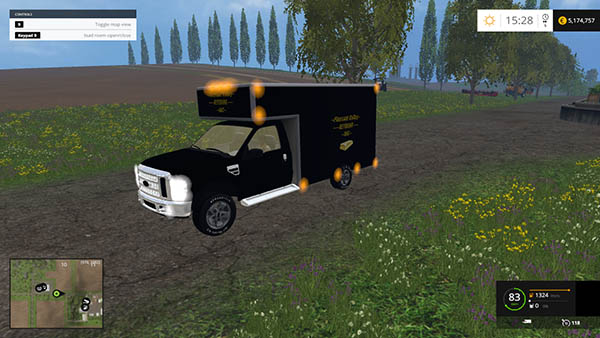 Pleasant Valley Rivers Goldtransporter