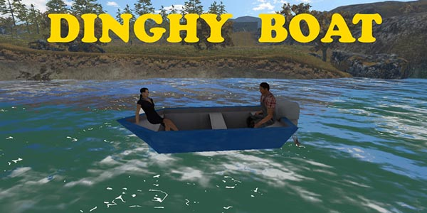 Dinghy Boat