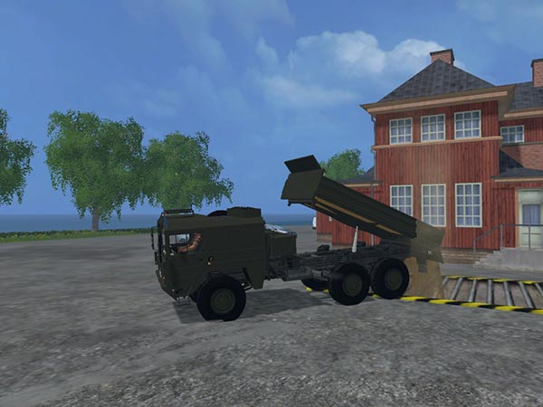 man kat 1 tipper 6x6 7t v 1 0 mp farming simulator. Black Bedroom Furniture Sets. Home Design Ideas