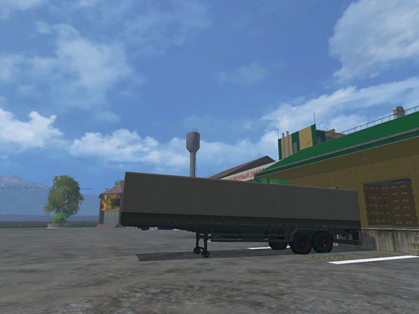 MB NG 1632 6x6 with tilt trailers