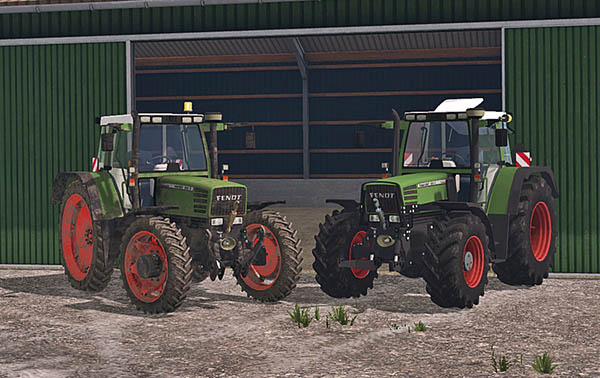 Fendt Favorit 512C Washable v 2.0