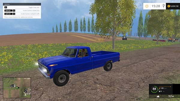 Ford F100 1970