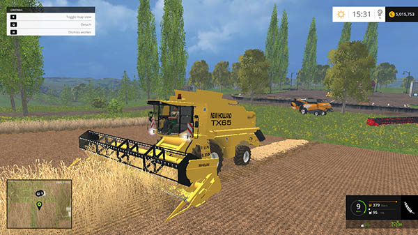 NEW HOLLAND TX65 v 1.0