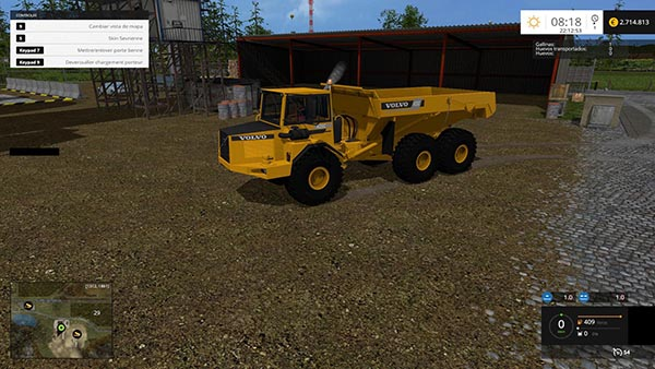 VOLVO A25C FINAL