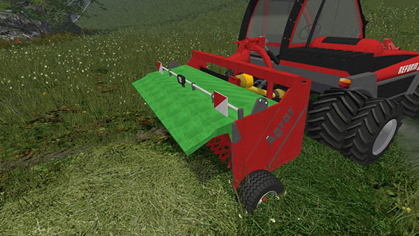Agricultural conditioners v 1.0