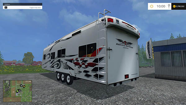 2008 Weekend Warrior Toyhauler v 1.0