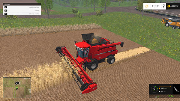Case IH Axial Flow 7130 v 1.0