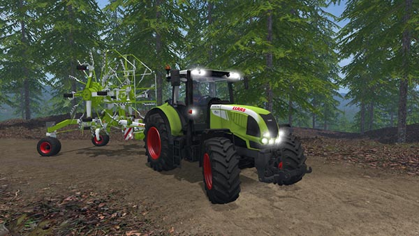 Claas Arion 620 v 2.0
