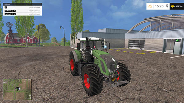 Fendt 939 Final Version
