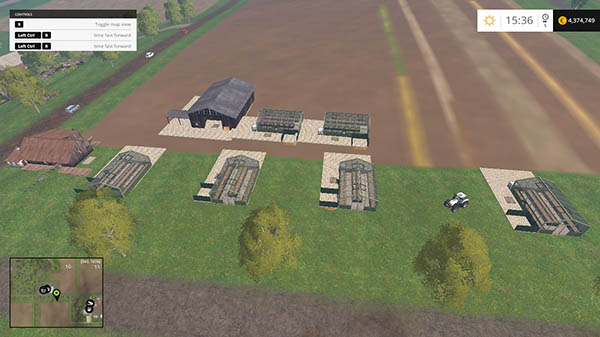 Greenhouse productions v 1.0