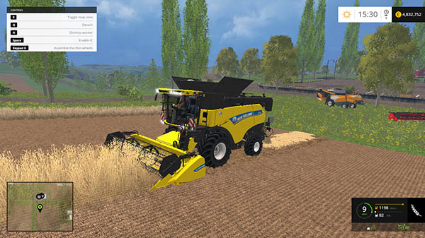New Holland CR9.90 v 2.3
