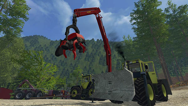 Nisula attachable Harvester v 1.1