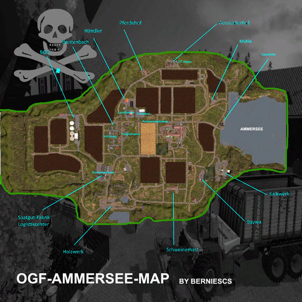 OGF AMMERSEE MAP v 1.3