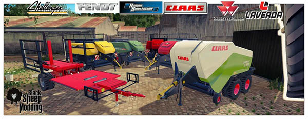 Pack Balestacker and baler attacher v 2.0