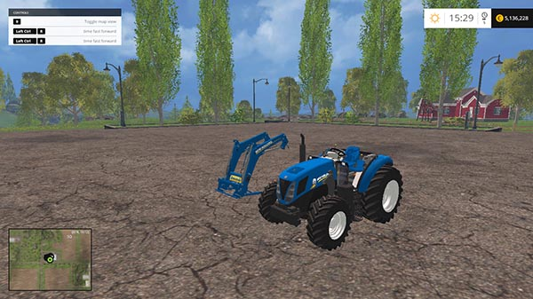 Pack New Holland v 1.0