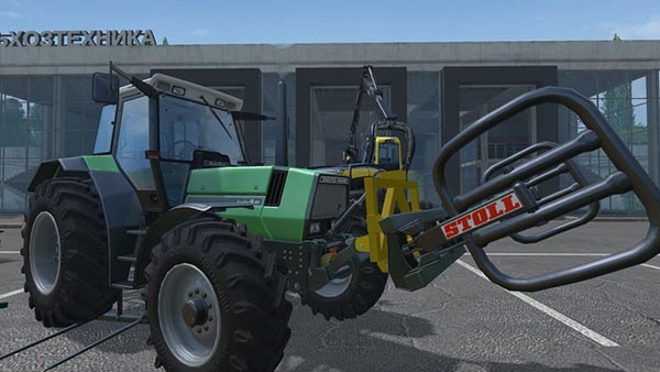 M&O adaptor frame implement frontloader v 1.2