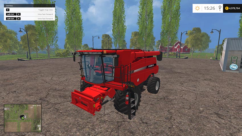 Case IH Axial Flow 7130 Final