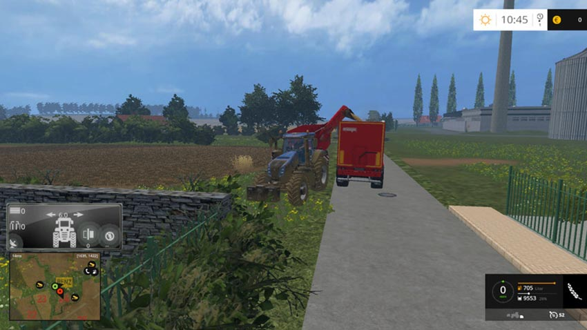 Benz North West Mecklenburg V 0.9 Beta
