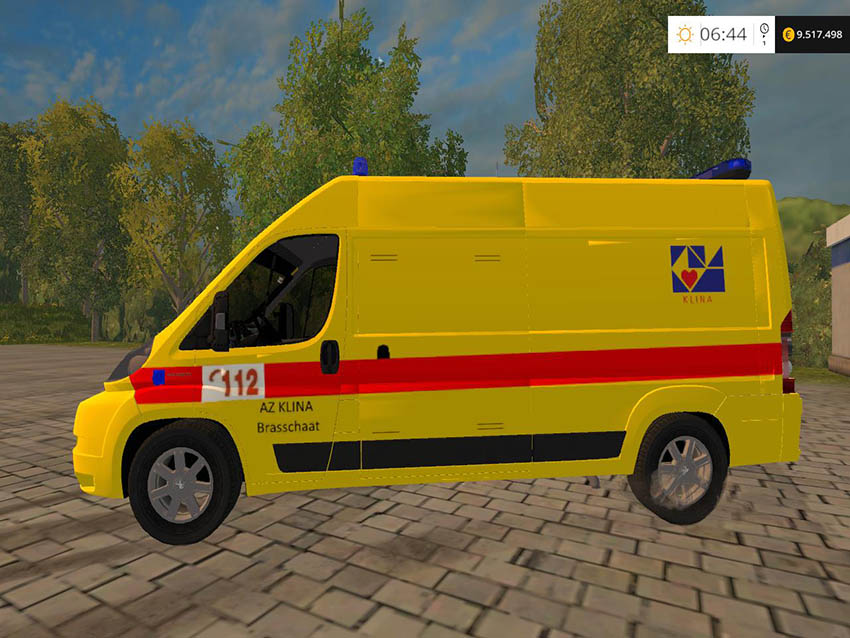 Belgian Ambulance