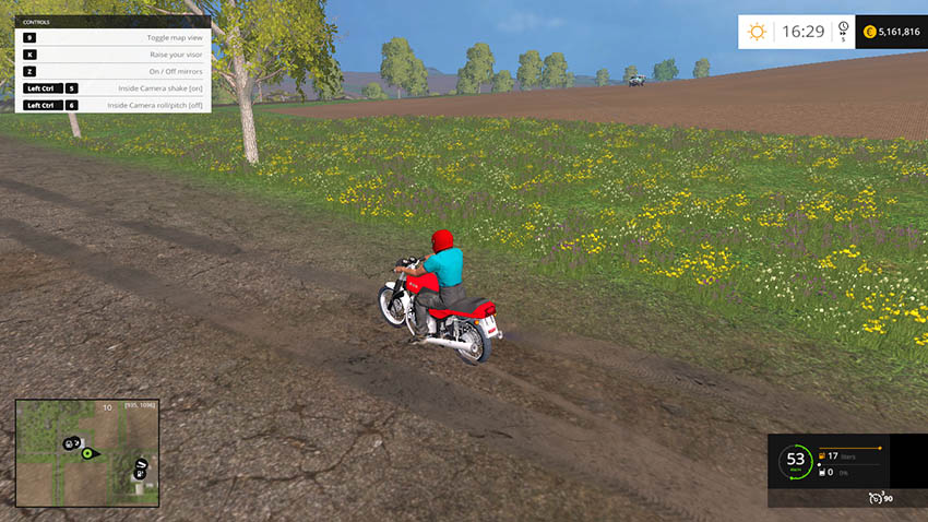 Motorcycle Java V 1.0
