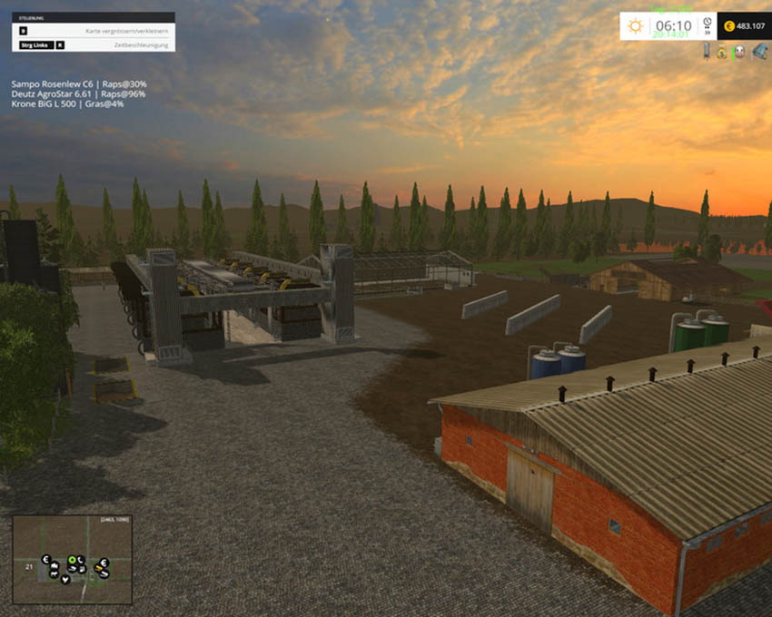 Dondiego Map Reloadet V 5.3