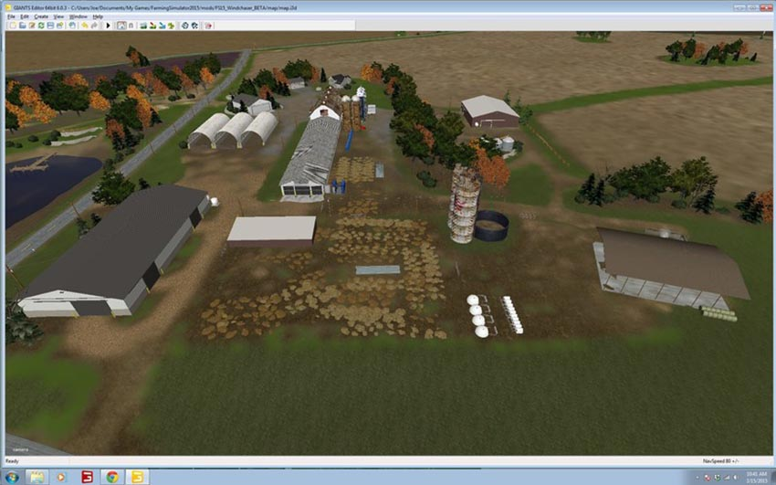 Windchaser Farms: A Fall Harvest V 1.0
