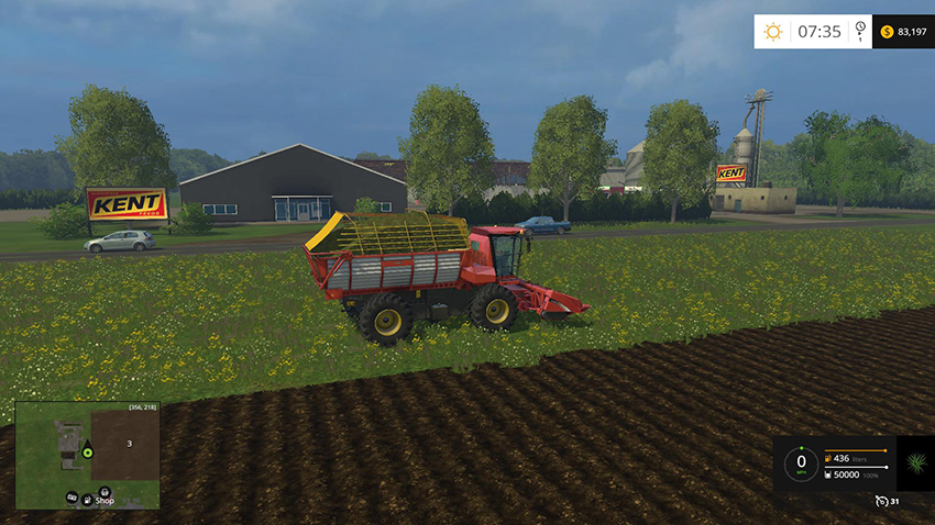 Iowa Farms And Forestry v 1.0