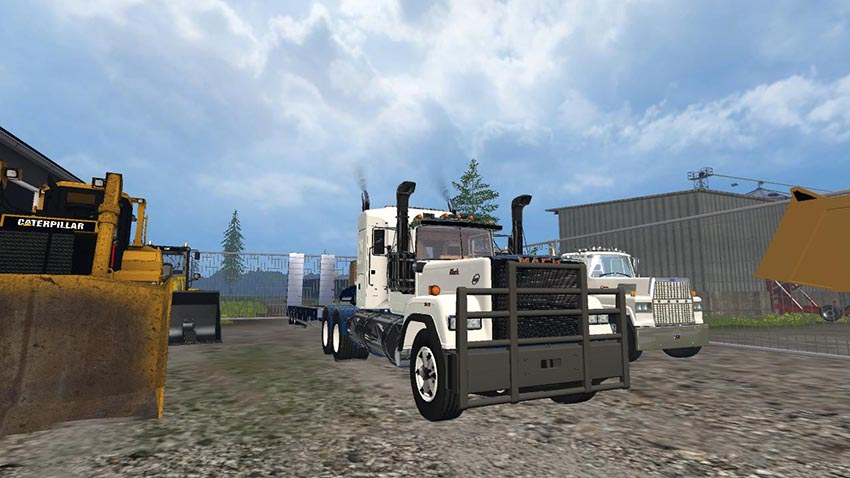 Mack Superliner v 1.0