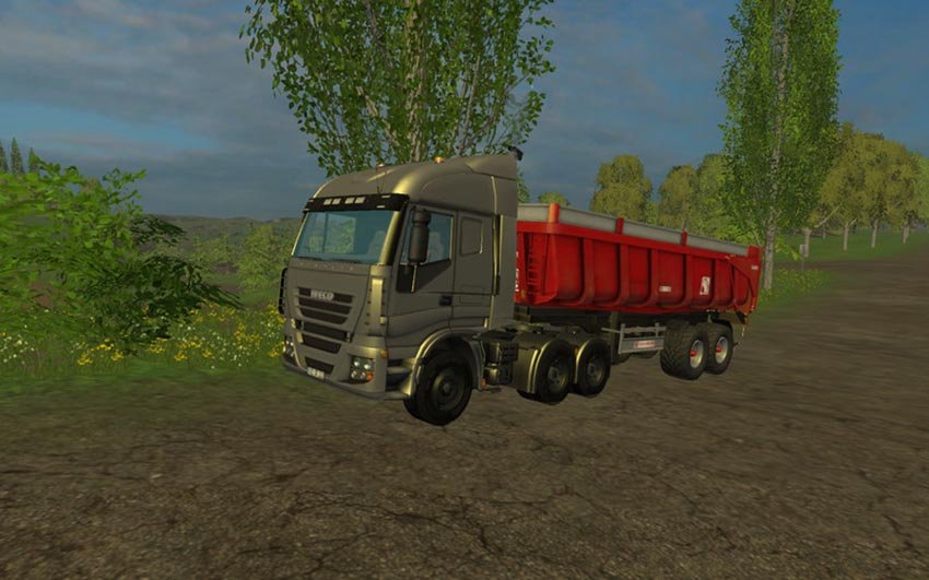 Gilibert trailers pack V 1.0