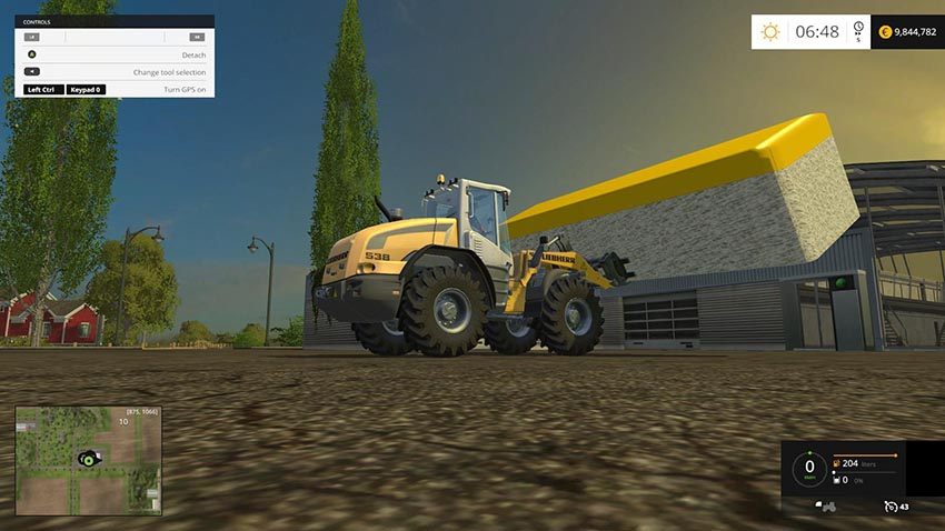 Cotton Module MOVEABLE v 1.0