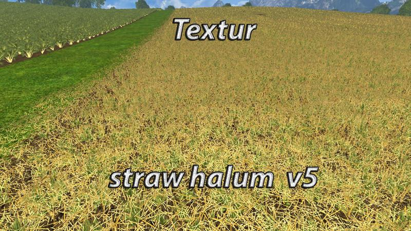 Texture Chopped Straw v 5.0