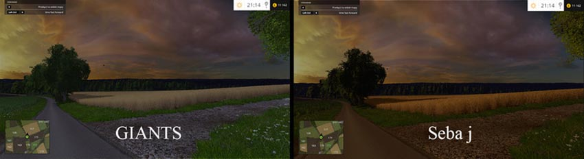 Real day and night v 1.0